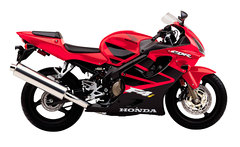 Photo of a 2003 Honda CBR 600 F