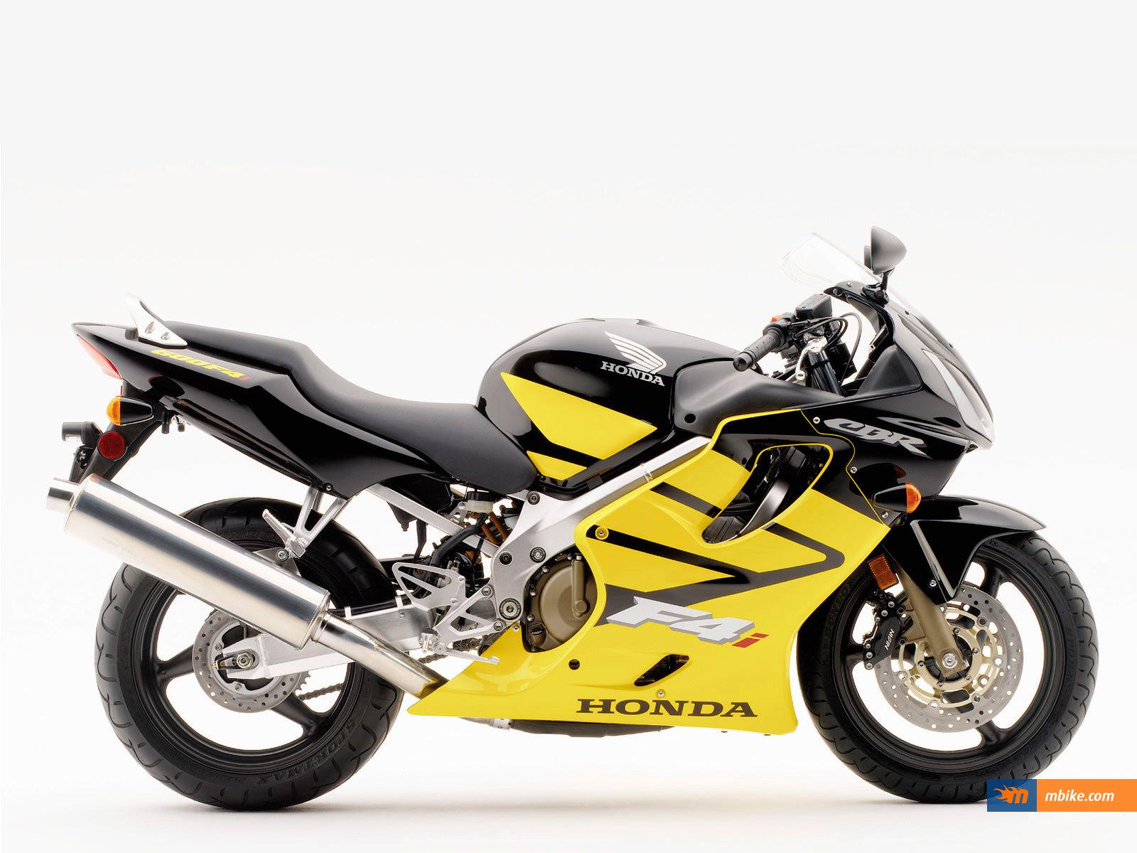 2005 Honda Cbr 600 F Wallpaper Mbike Com