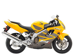 Photo of a 2006 Honda CBR 600 F