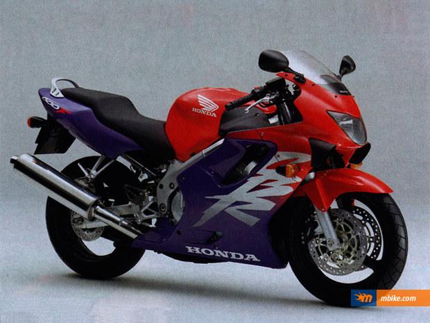 2007 Honda CBR 600 F