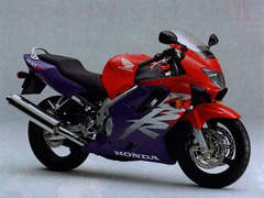 Photo of a 2008 Honda CBR 600 F