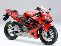 Photo of a 2003 Honda CBR 600 RR