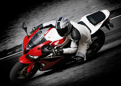 Photo of a 2008 Honda CBR 600 RR