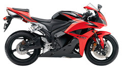 Photo of a 2010 Honda CBR 600 RR ABS