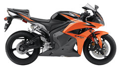 Photo of a 2010 Honda CBR 600 RR C-ABS