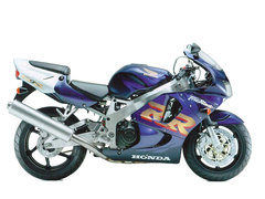 Photo of a 1999 Honda CBR 900 RR