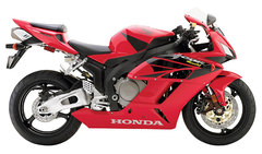Photo of a 2004 Honda CBR1000RR concept