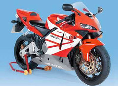 Photo of a 2005 Honda CBR600RR Prototype