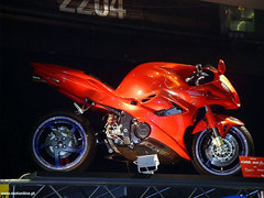 Photo of a 2005 Honda CBR900 Cobra Prototype