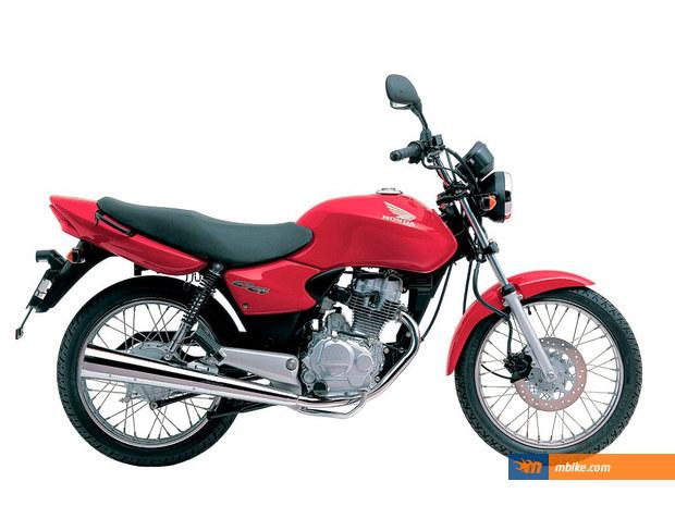 2004 Honda CG 125