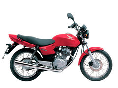 Photo of a 2005 Honda CG 125
