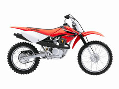 Photo of a 2007 Honda CRF 100 F