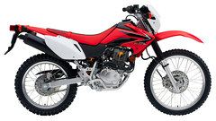Photo of a 2008 Honda CRF 230 F