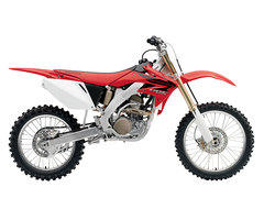 Photo of a 2007 Honda CRF 250 R