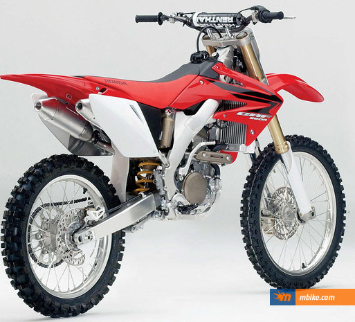 2009 Honda CRF 250 R Picture - Mbike.com