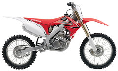 Photo of a 2011 Honda CRF 250 R