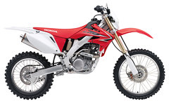 Photo of a 2008 Honda CRF 250 X