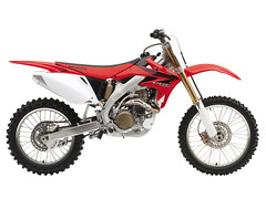Photo of a 2002 Honda CRF 450 R