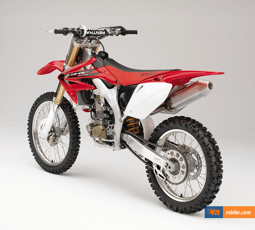2005 Honda CRF 450 R Picture - Mbike.com