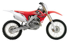 Photo of a 2010 Honda CRF 450 R