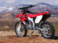 Photo of a 2005 Honda CRF 450 X
