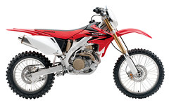 Photo of a 2008 Honda CRF 450 X