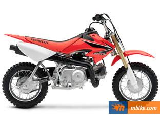 2006 Honda CRF 50 F