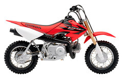 Photo of a 2007 Honda CRF 50 F