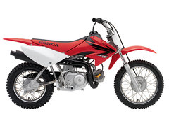 Photo of a 2007 Honda CRF 70 F