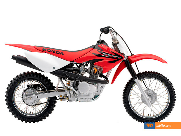 Honda CRF 80 F 2009 Motorcycle Photos and Specs