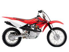 Photo of a 2010 Honda CRF 80 F