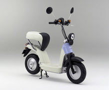 Photo of a 2004 Honda EV Electric Moped Prototype
