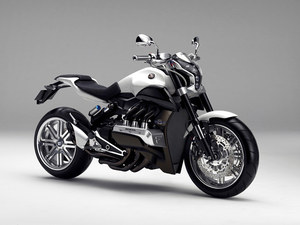 2007 Honda EVO 6 Concept