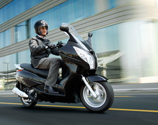 2009 Honda FES 150 (S-Wing)