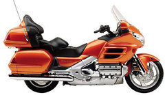 2002 Honda GL 1800 Gold Wing