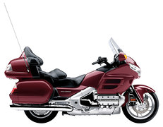 Photo of a 2008 Honda GL 1800 Gold Wing Navi/Airbag