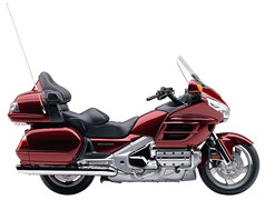 Photo of a 2009 Honda GL 1800 Gold Wing Navi/Airbag