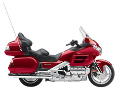 Photo of a 2010 Honda GL 1800 Gold Wing Navi/Airbag
