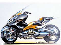2003 Honda Griffon