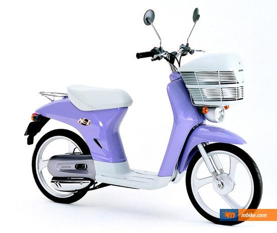 2001 Honda NC-II