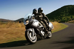 Photo of a 2008 Honda NT 700 V