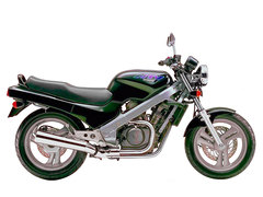 Photo of a 1996 Honda NTV 650