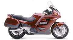Photo of a 2002 Honda ST 1100 Pan European