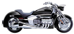 Photo of a 2003 Honda Valkyrie Rune