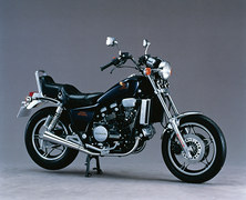 Photo of a 1987 Honda VF 750 C