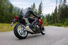 Photo of a 2010 Honda VFR 1200F