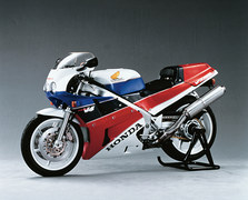 Photo of a 1988 Honda VFR 750 R / RC 30