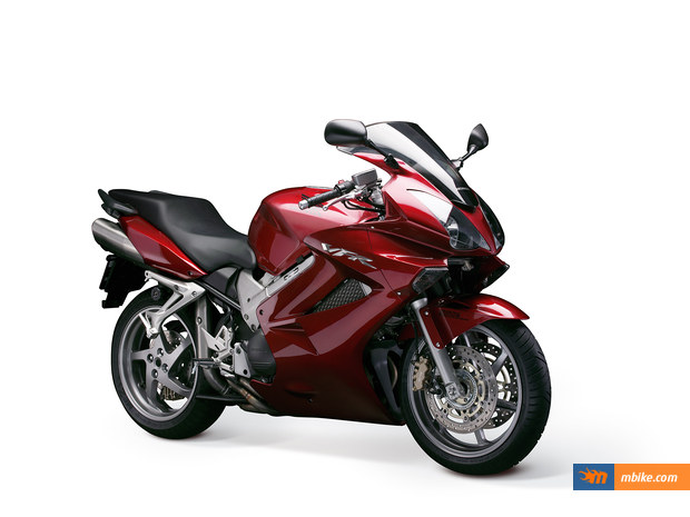 2009 Honda VFR 800 (Interceptor)