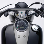 Photo of a 2010 Honda VT 750 C2A