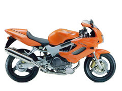 Photo of a 1998 Honda VTR 1000 F